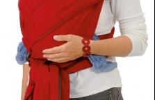 Ergonomiskās somas un slingi nomai